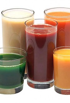 Sucurile din fructe si legume, o explozie de sanatate